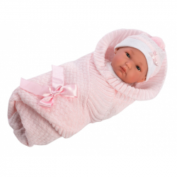 Llorens New Born holčička 63562