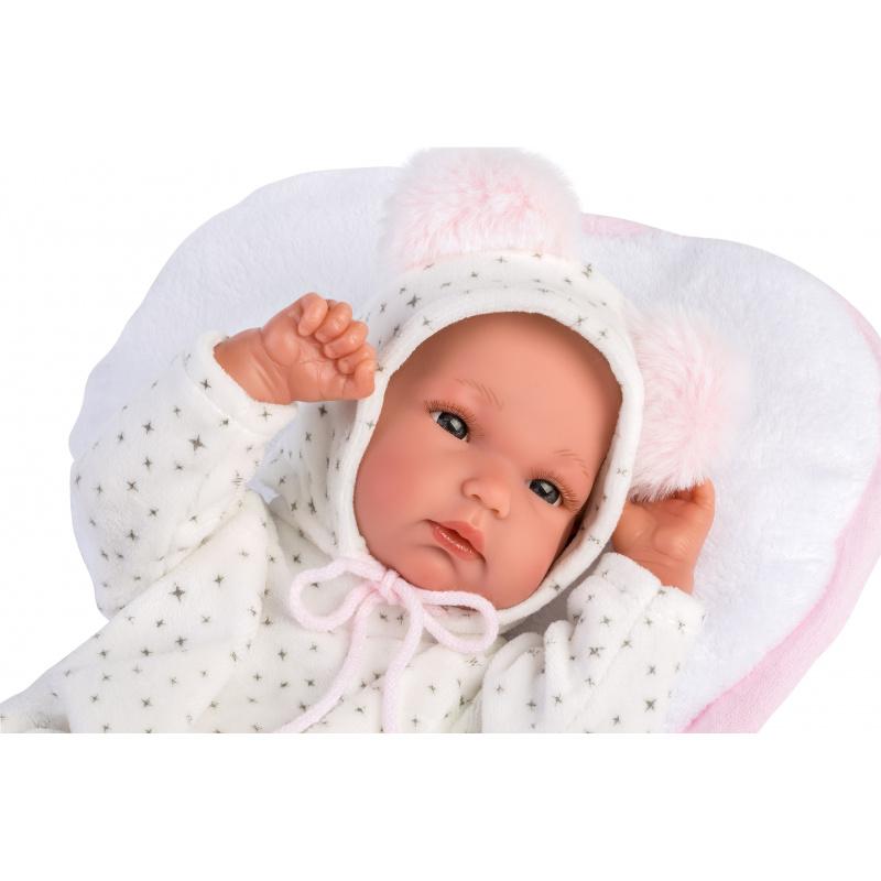 Llorens New Born dievčatko 63566