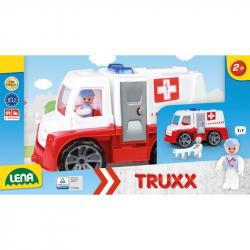 Autá Truxx sanitka v krabici