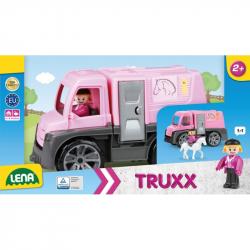 Auta Truxx koňský transport v krabici
