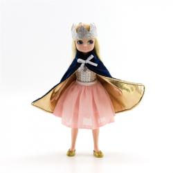 Lottie Panenka hradní královna
