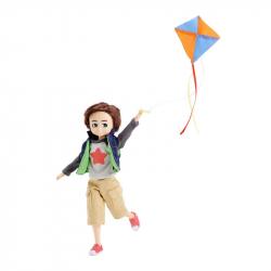 Lottie Finn s létajícím drakem