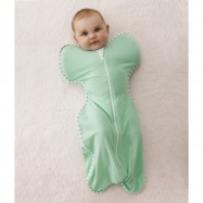 LOVE TO DREAM Rychlozavinovačka Swaddle Up Lite, Mint 3 - 6 kg