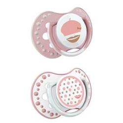 Lovi Lovi cumlíky Retro Baby, 3 - 6m, ružové