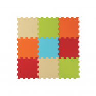 Puzzle pěnové 90 x 90 cm
