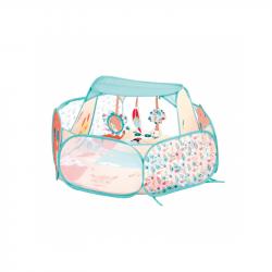 Hrací deka a ohrádka 3v1