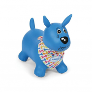 Skákaci pes modrý