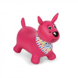Skákaci pes ružový