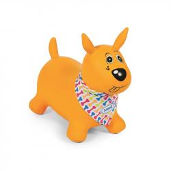 Skákaci pes žltý