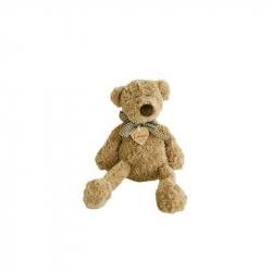 Plyšová hračka - Medvěd Lumpin s mašlí, střední