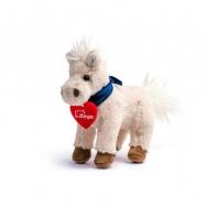 Kůň Juraj béžový, malý