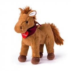 Kůň Stefan hnědý, velký