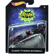 Hot Wheels prémiové auto - DC Batman 1:50