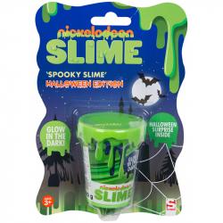 Nickelodeon sliz Halloween