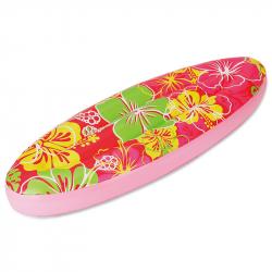Dmuchana deska surfingowa w kolorze różowym