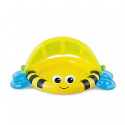 Nafukovací bazénik so strieškou