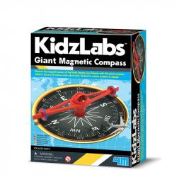 Obrie magnetický kompas