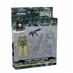 Combat Hero - vojak s príslušenstvom