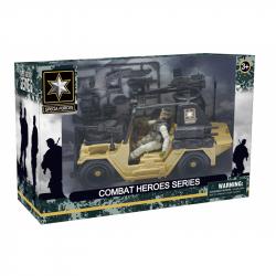 Combat Hero - vojak s SUV