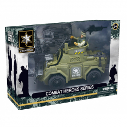 Combat Hero - vojak / obrnený transportér