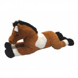 Kôň bielo / hnedý 80 cm