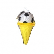 MAC TOYS Pachołki z piłką footballową