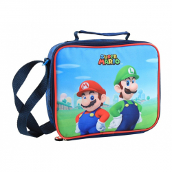 Lunchbag Super Mario, objem tašky 4,5 l