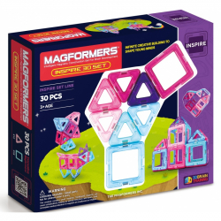 Magformers-30 Pastel
