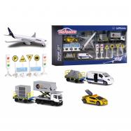 Letiště Lufthansa hrací set