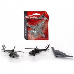 Air Squadron vojenský, kovový, 4 druhy