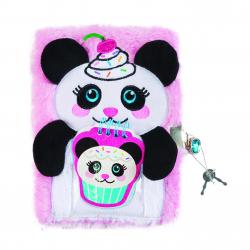 Tajný denník chlpatý - Panda