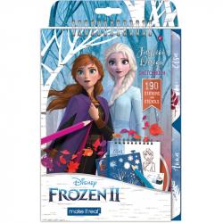 Návrhářské portfolio - Frozen 2