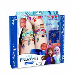 Výroba náramku Frozen 2