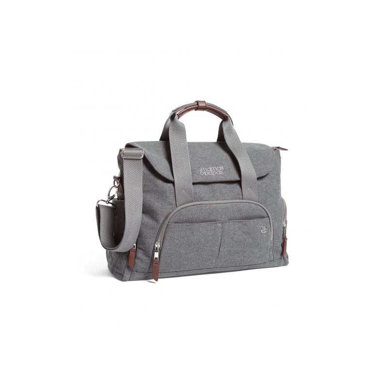 Přebalovací taška Bowling Grey Mist