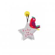 Hvězdička s ptáčkem do auta Baby on Board