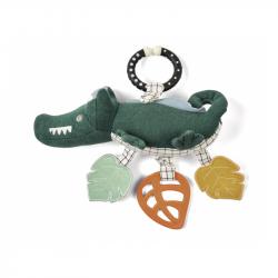 Krokodíl s aktivitami