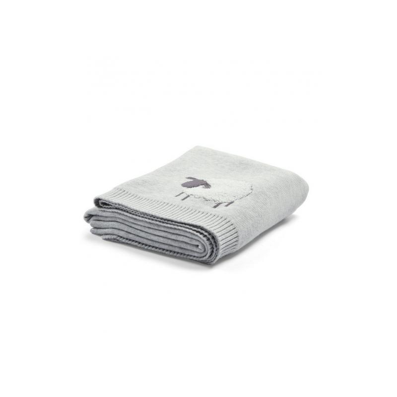 Pletená deka Ovečky