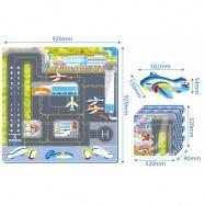 Dětské pěnové puzzle LETIŠTĚ letiště STT-3017