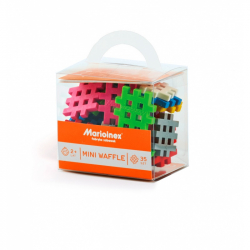 Marioinex MINI WAFLE – 35 ks