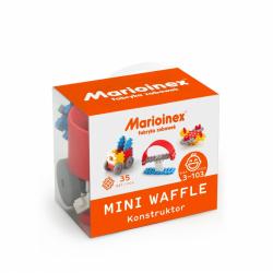 Marioinex MINI WAFLE – 35 ks Konštruktér (chlapci)