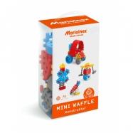 Marioinex MINI WAFLE – 70 ks Konstruktér (chlapci)