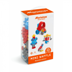 Marioinex MINI WAFLE – 70 ks Konštruktér (chlapci)