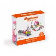 Marioinex MINI WAFLE – 140 ks Konstruktér (dívky)
