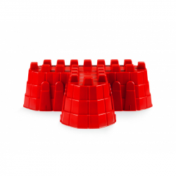 Marioinex FORMIČKA ZÁMEK 7 (21 cm × 10,5 cm × 24 cm)