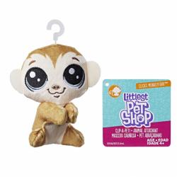 Littlest Pet Shop Pluszowe Przypinanki