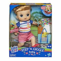 Baby Alive Chodiaci bábika s blond vlasmi