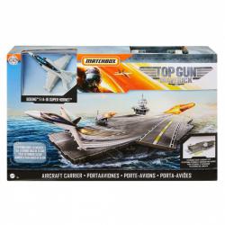 Matchbox Top Gun lietadlová loď