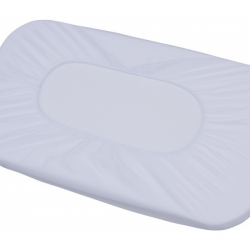 Pokrycie na materac do kosza wiklinowego 46x86 cm