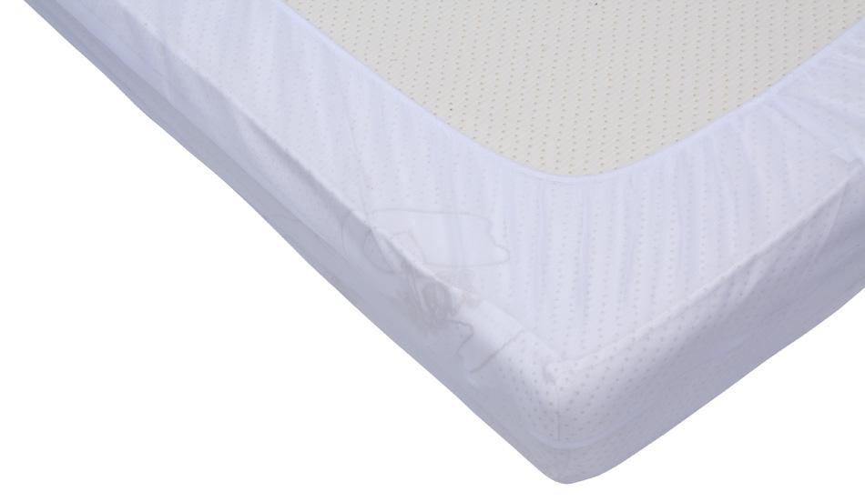 Matracový chránič na matraci do koše 46 x 86 cm