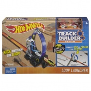 Hot Wheels Track builder doplňky a dráhy